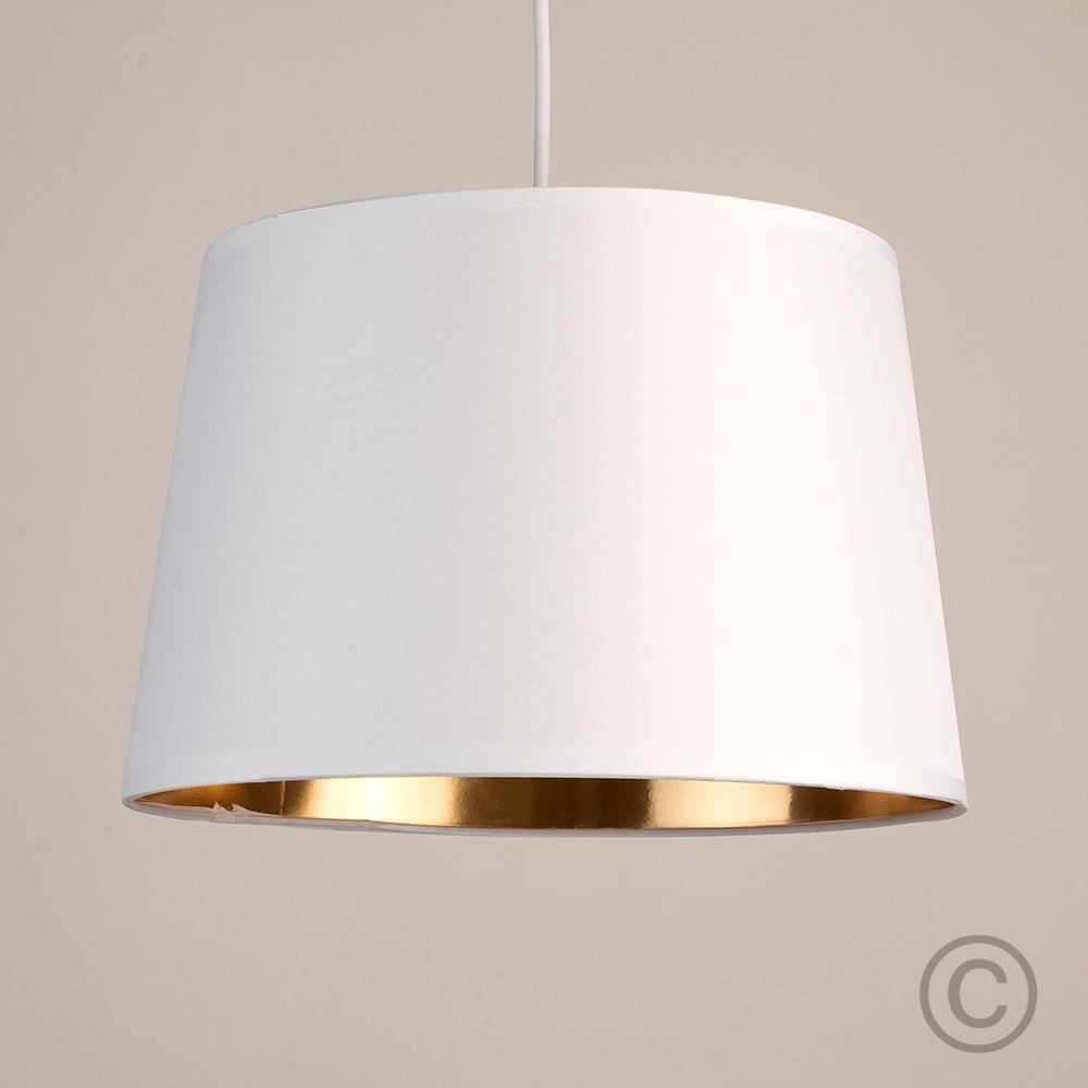 Moderno-Bianco-Da-Soffitto-Tavolo-O-Lampadario-Lampada-da-terra-paralume-colorato-interno miniatura 13