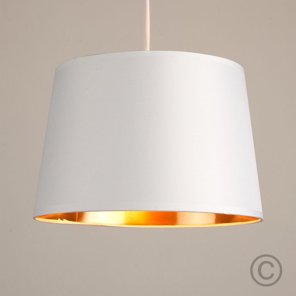 Moderno-Bianco-Da-Soffitto-Tavolo-O-Lampadario-Lampada-da-terra-paralume-colorato-interno miniatura 14