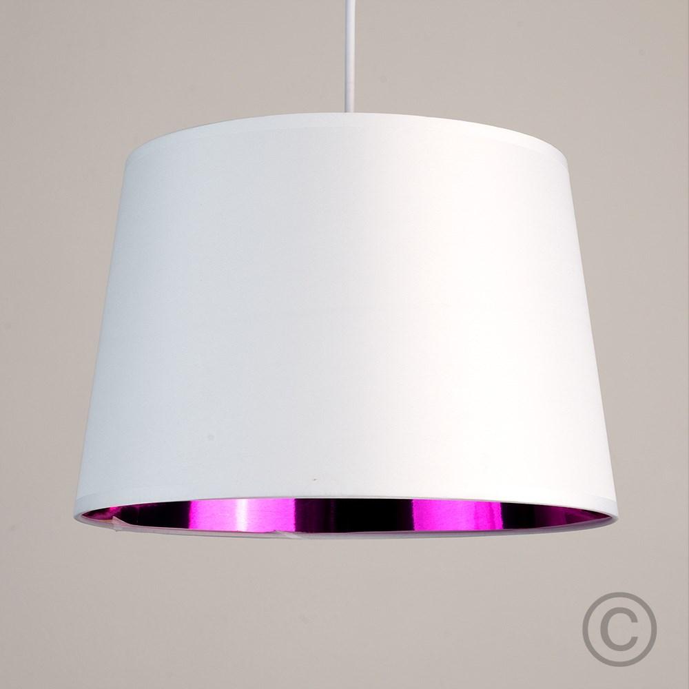Moderno-Bianco-Da-Soffitto-Tavolo-O-Lampadario-Lampada-da-terra-paralume-colorato-interno miniatura 19