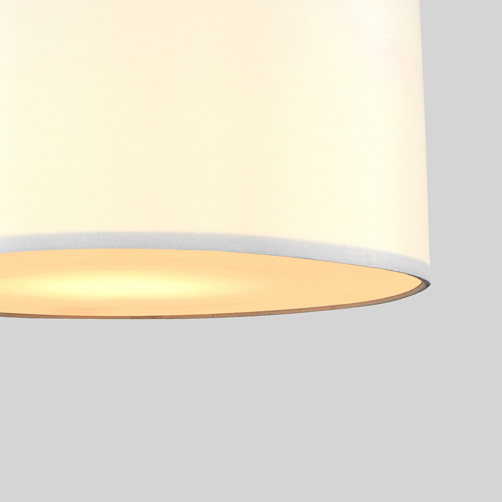 Set-of-3-Modern-Nesting-Non-Electric-Pendant-Shade-Fitting-Ceiling-Lampshade thumbnail 5