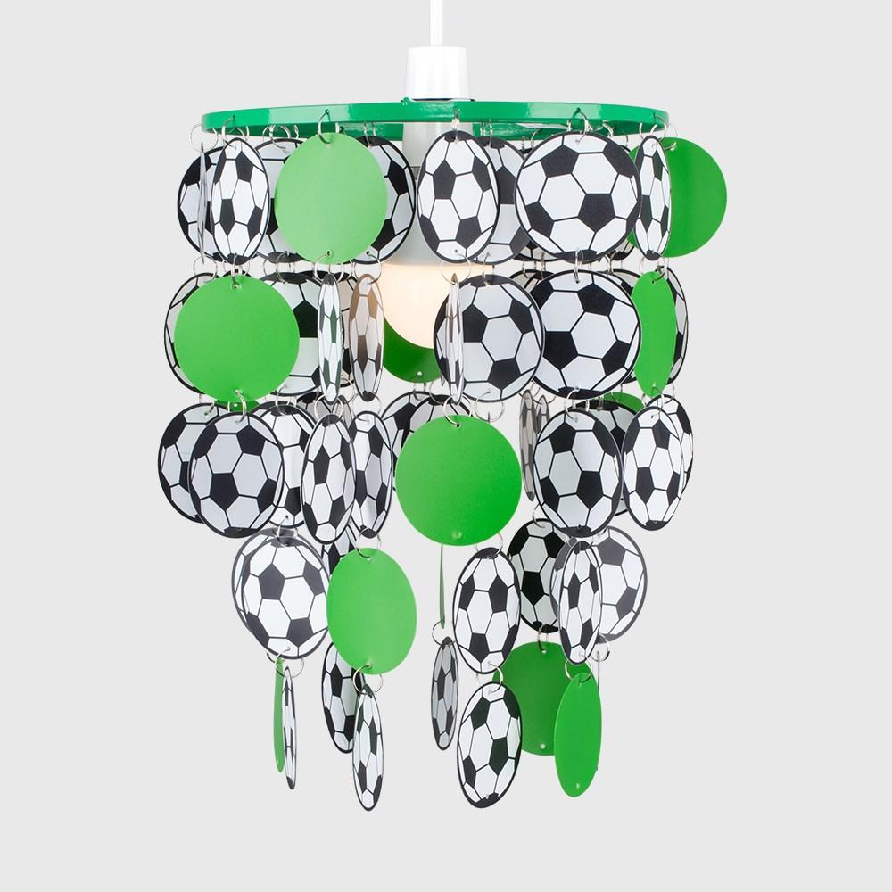 Children-039-s-Ceiling-Pendant-Shade-Kids-Football-Bedroom-Lampshades-Easy-Fit-Light thumbnail 18