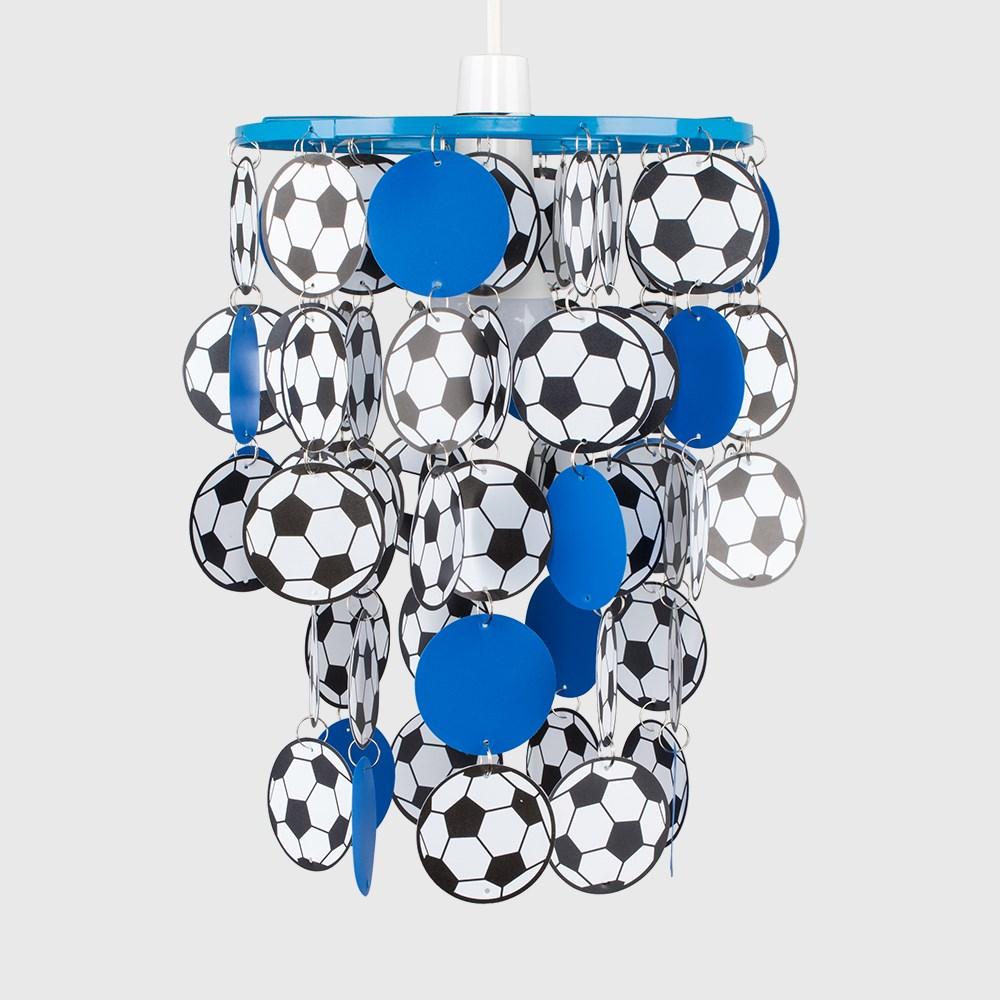 Children-039-s-Ceiling-Pendant-Shade-Kids-Football-Bedroom-Lampshades-Easy-Fit-Light thumbnail 10