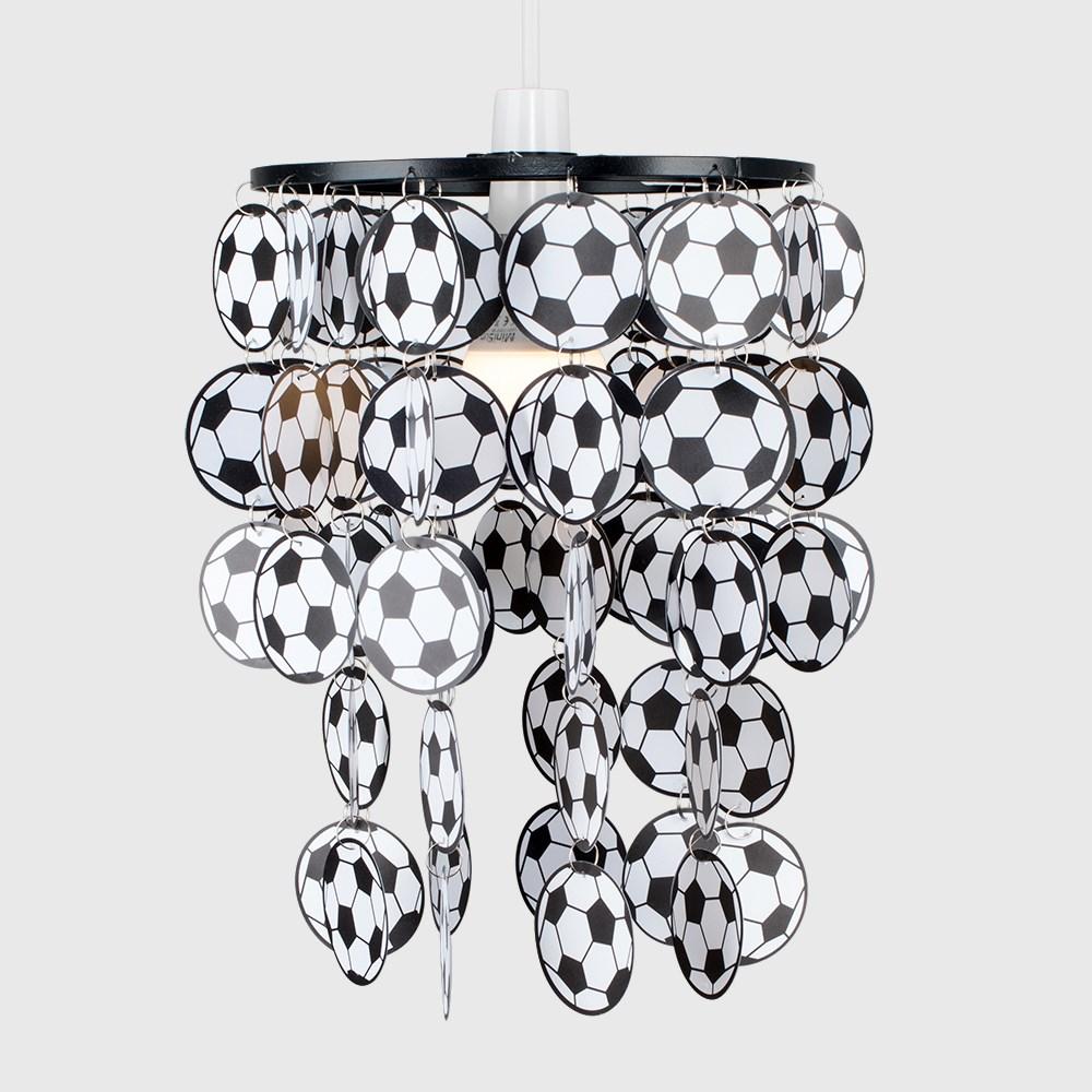 Children-039-s-Ceiling-Pendant-Shade-Kids-Football-Bedroom-Lampshades-Easy-Fit-Light thumbnail 4