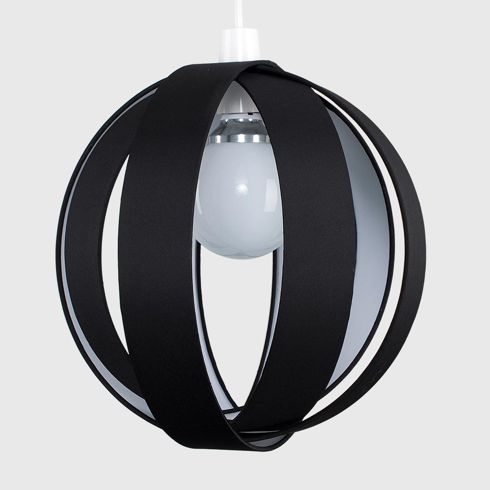 Minisun-Globe-DEL-plafond-lumiere-pendentif-nuances-Abat-jour-eclairage-Ampoule-DEL miniature 3