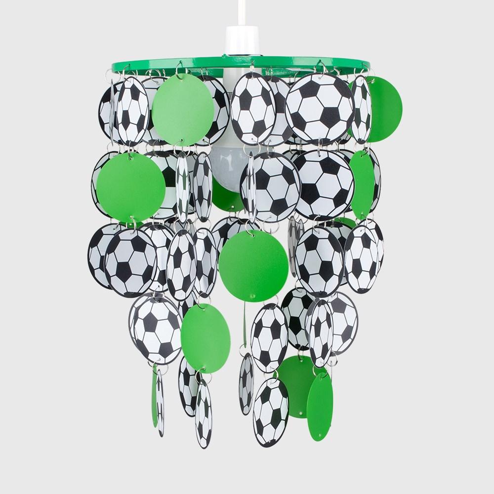 Children-039-s-Ceiling-Pendant-Shade-Kids-Football-Bedroom-Lampshades-Easy-Fit-Light thumbnail 17