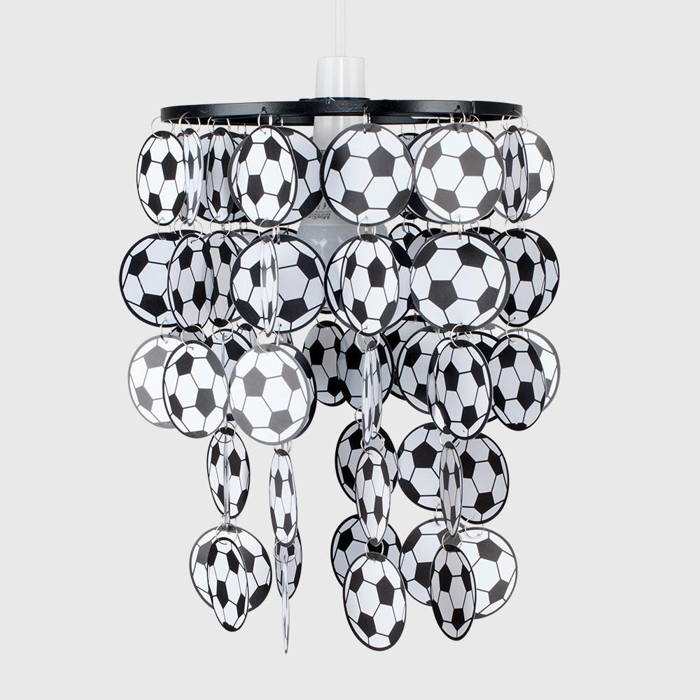 Children-039-s-Ceiling-Pendant-Shade-Kids-Football-Bedroom-Lampshades-Easy-Fit-Light thumbnail 3