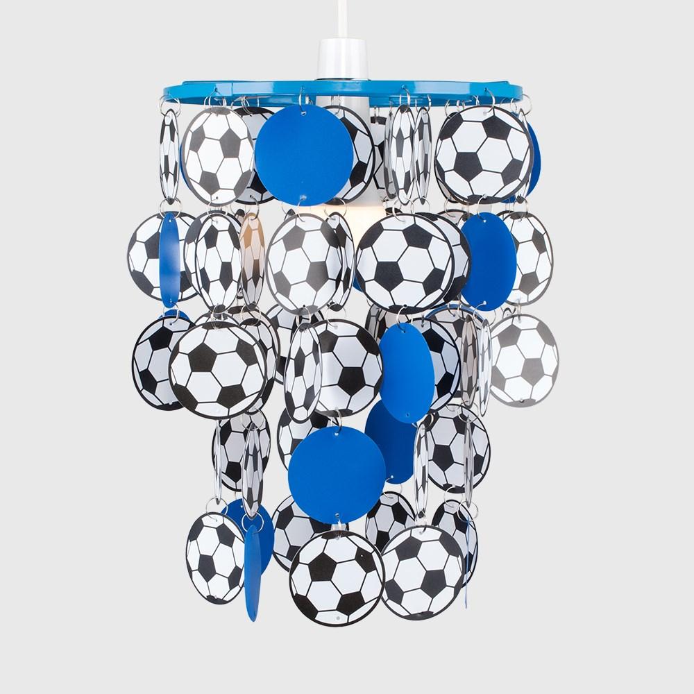 Children-039-s-Ceiling-Pendant-Shade-Kids-Football-Bedroom-Lampshades-Easy-Fit-Light thumbnail 11