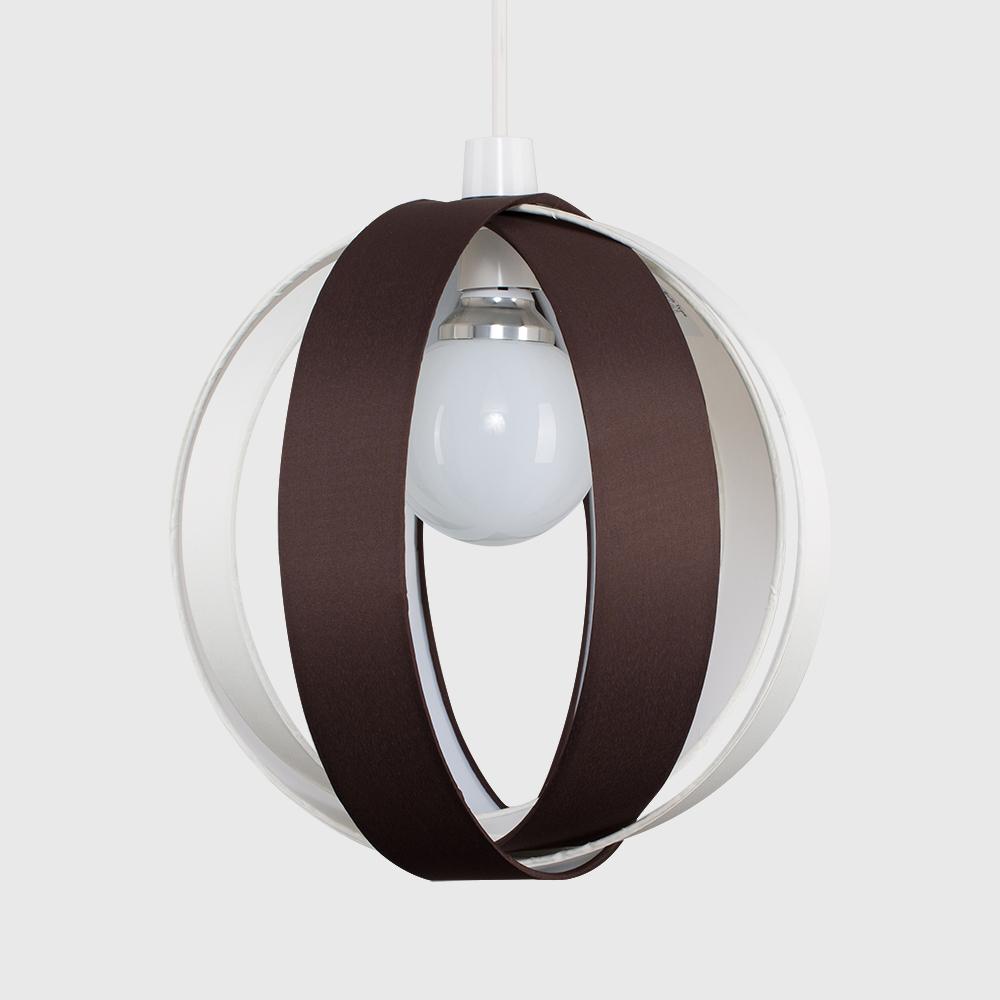 Minisun-Globe-DEL-plafond-lumiere-pendentif-nuances-Abat-jour-eclairage-Ampoule-DEL miniature 15