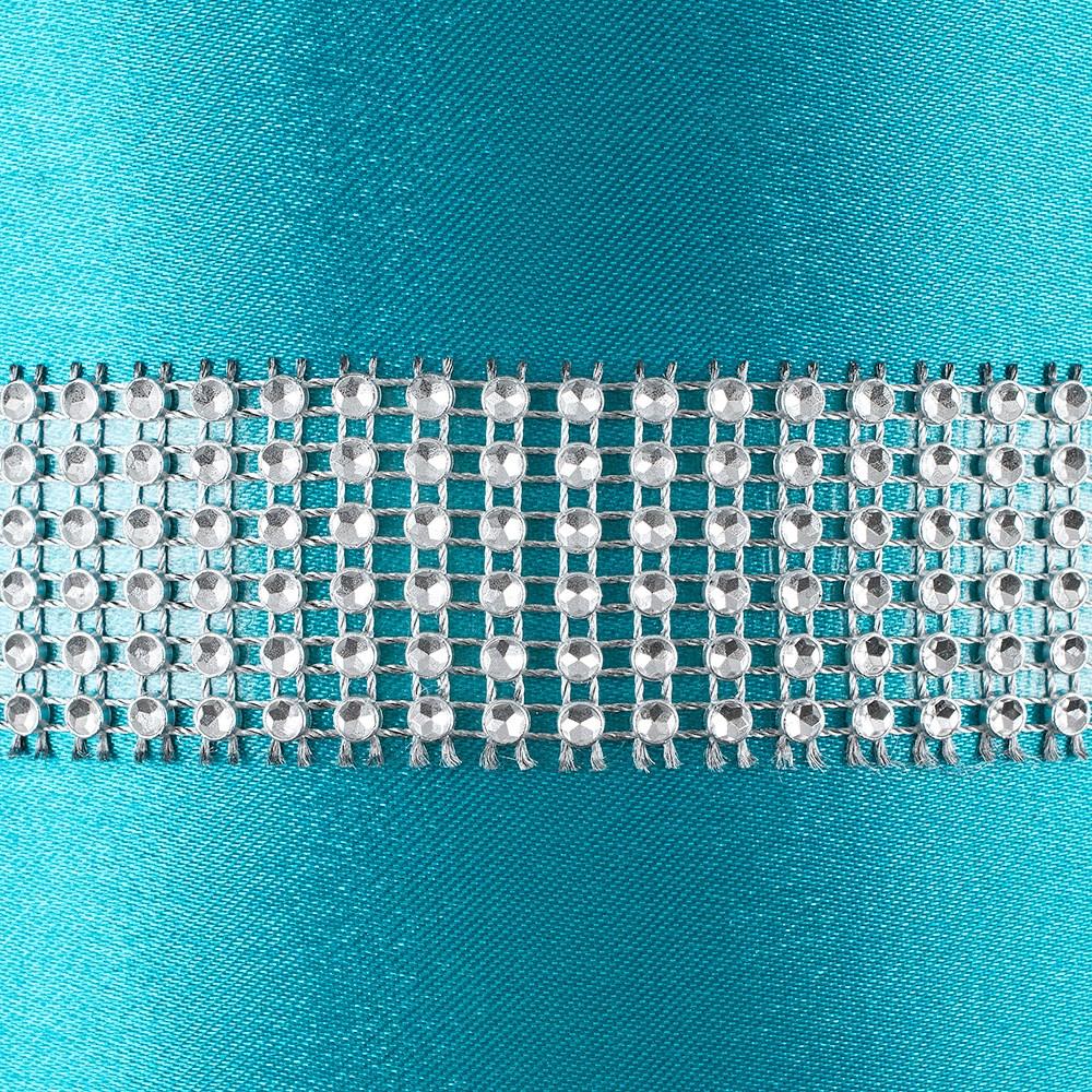 Diamante-non-elettrico-in-Tessuto-Cotone-Tamburo-Tonalita-Tavolo-O-Lampadario-Lampada-da-terra miniatura 36