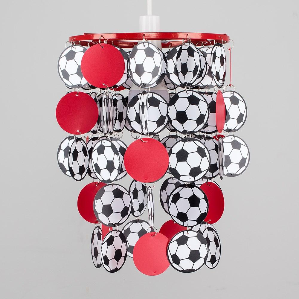 Children-039-s-Ceiling-Pendant-Shade-Kids-Football-Bedroom-Lampshades-Easy-Fit-Light thumbnail 24