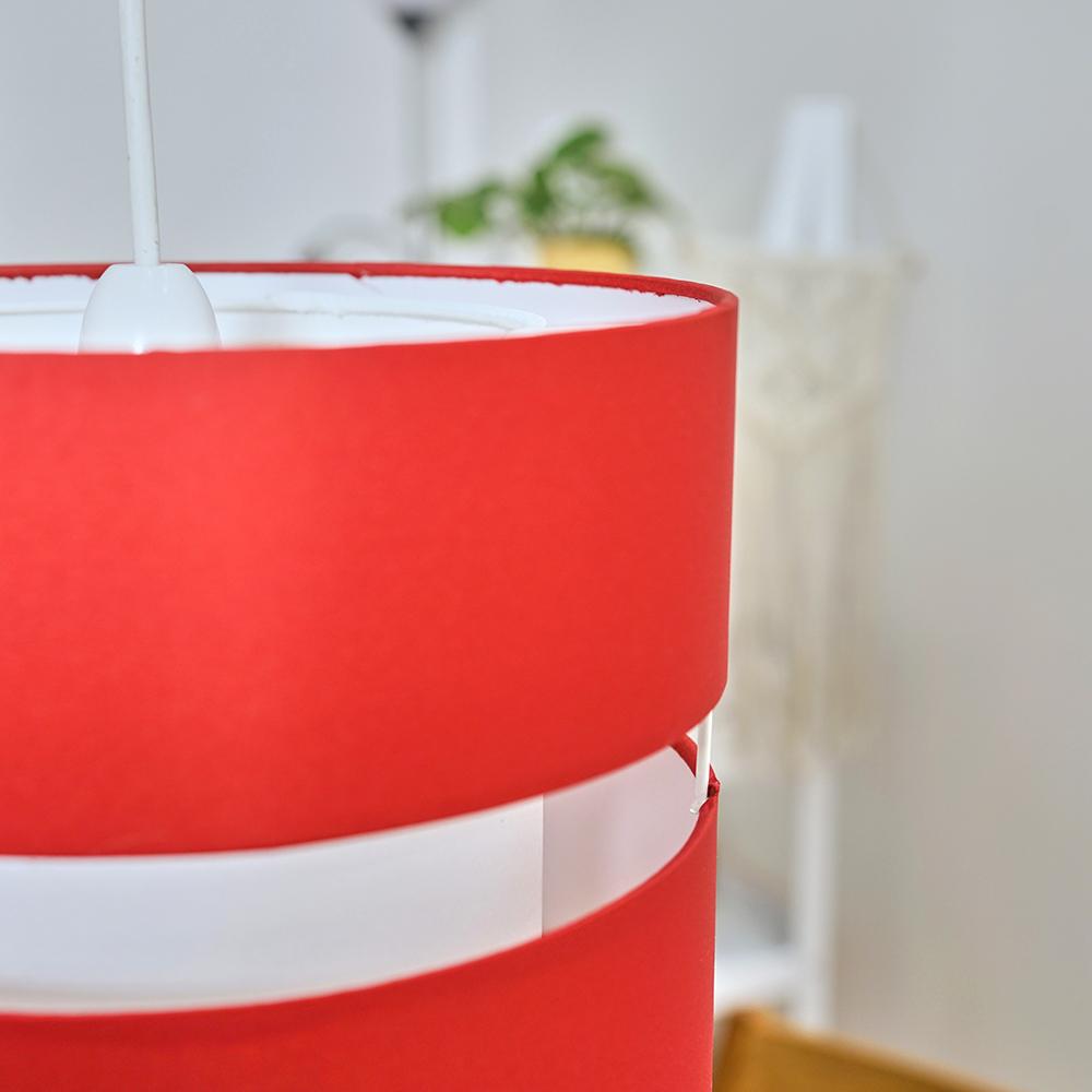 Modern-Easy-Fit-Cotton-Drum-Ceiling-Pendant-Lampshades-Modern-Light-Lighting thumbnail 36