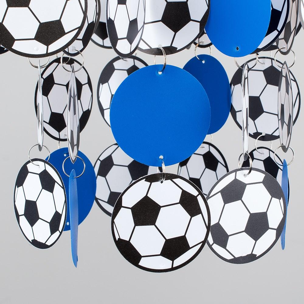 Children-039-s-Ceiling-Pendant-Shade-Kids-Football-Bedroom-Lampshades-Easy-Fit-Light thumbnail 12