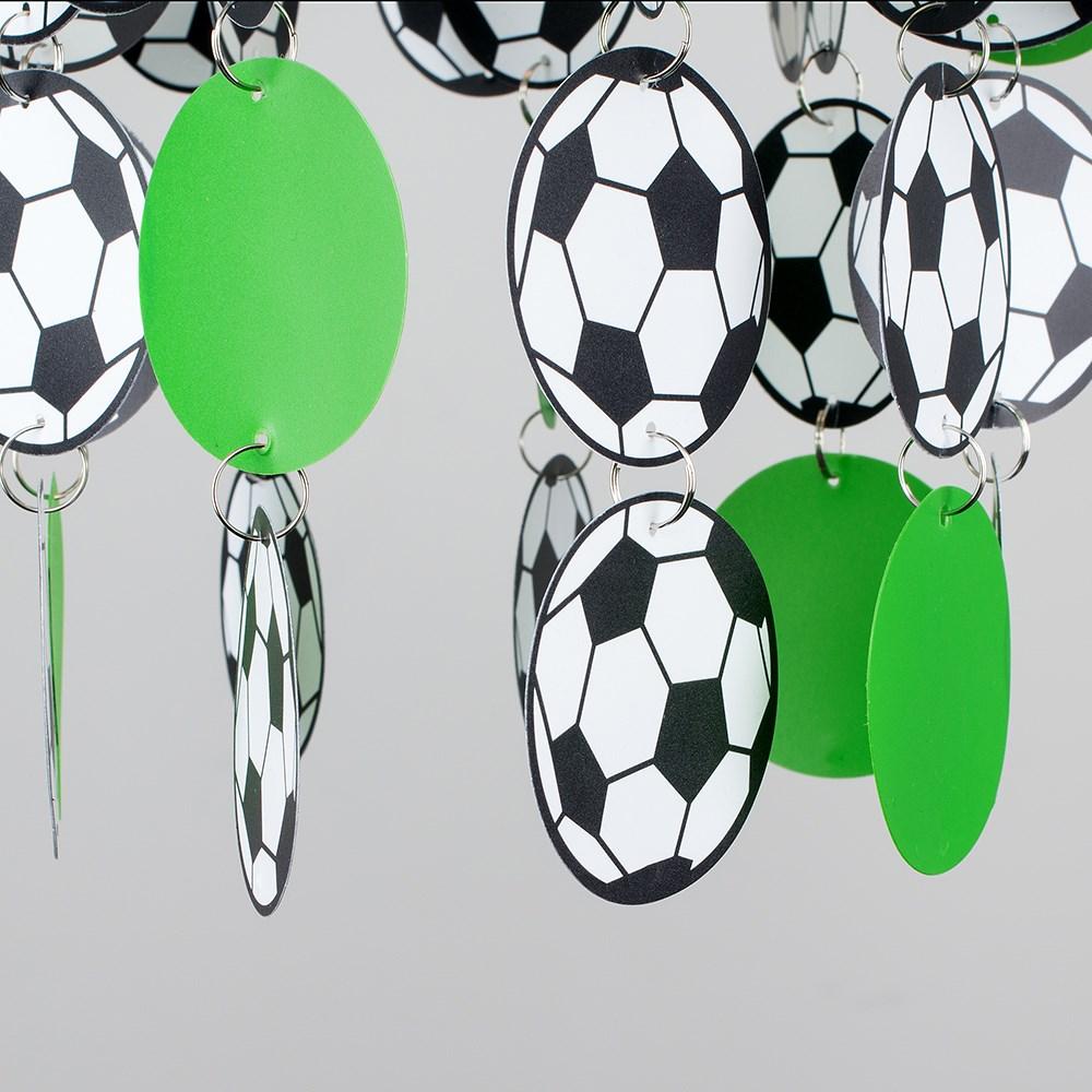 Children-039-s-Ceiling-Pendant-Shade-Kids-Football-Bedroom-Lampshades-Easy-Fit-Light thumbnail 19