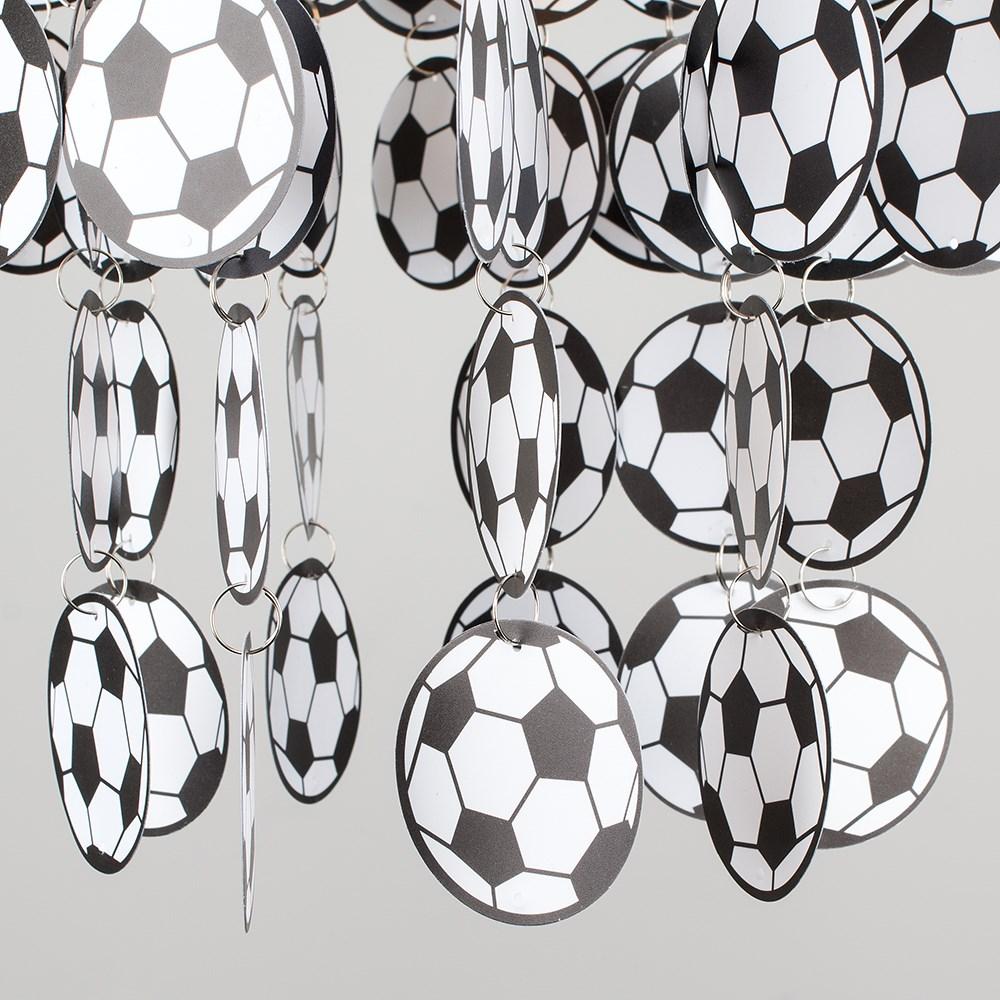 Children-039-s-Ceiling-Pendant-Shade-Kids-Football-Bedroom-Lampshades-Easy-Fit-Light thumbnail 5