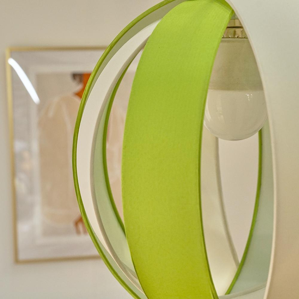 Minisun-Globe-DEL-plafond-lumiere-pendentif-nuances-Abat-jour-eclairage-Ampoule-DEL miniature 36