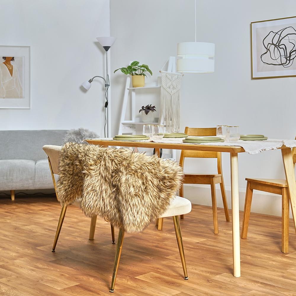 Modern-Easy-Fit-Cotton-Drum-Ceiling-Pendant-Lampshades-Modern-Light-Lighting thumbnail 12