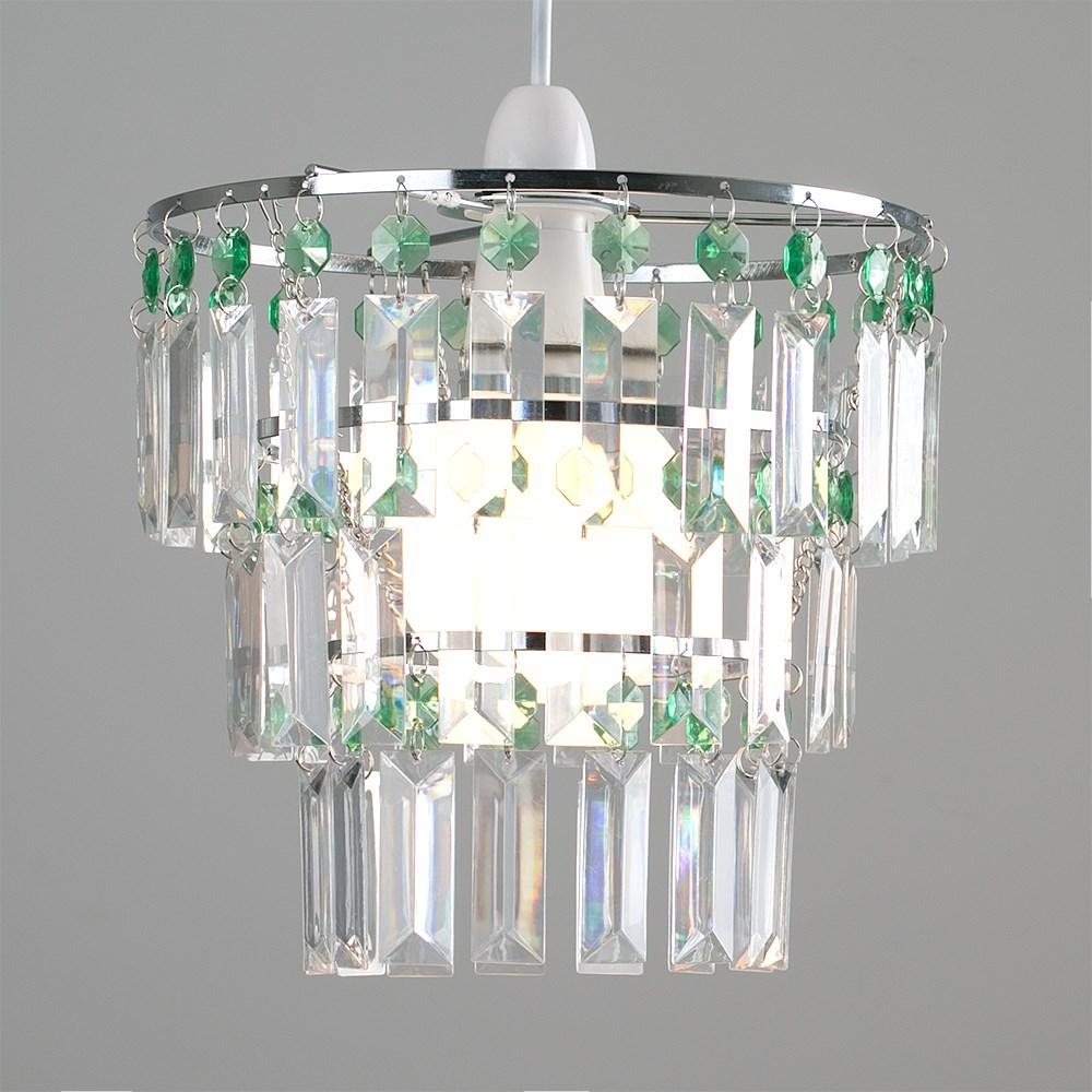 Modern-3-Tier-Ceiling-Pendant-Acrylic-Crystal-Light-Lamp-Shade-Chandelier-Shade thumbnail 15
