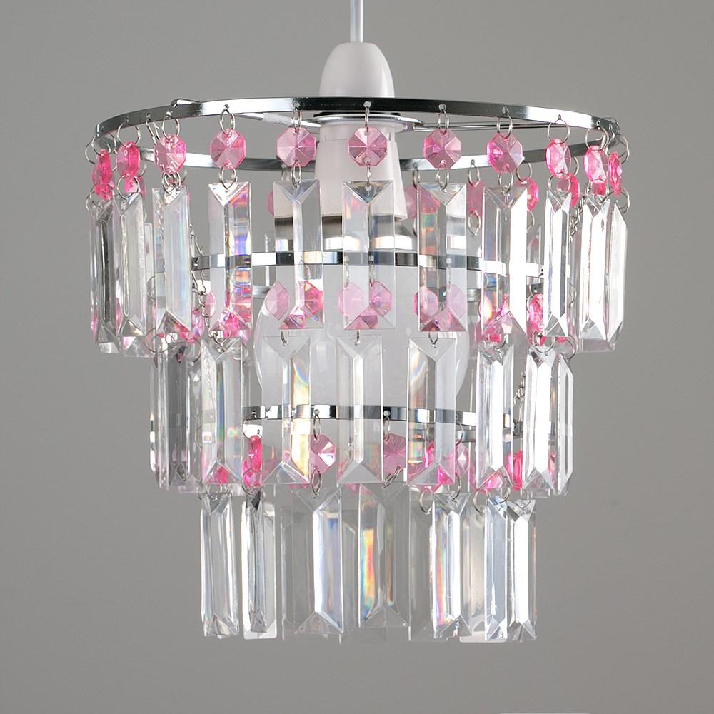 Modern-3-Tier-Ceiling-Pendant-Acrylic-Crystal-Light-Lamp-Shade-Chandelier-Shade thumbnail 21