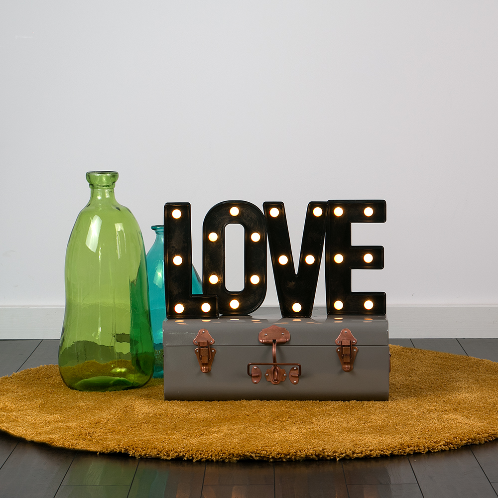 Vintage-Style-Bronze-A-Z-Light-Up-Marquee-Letters-Carnival-Personalised thumbnail 11