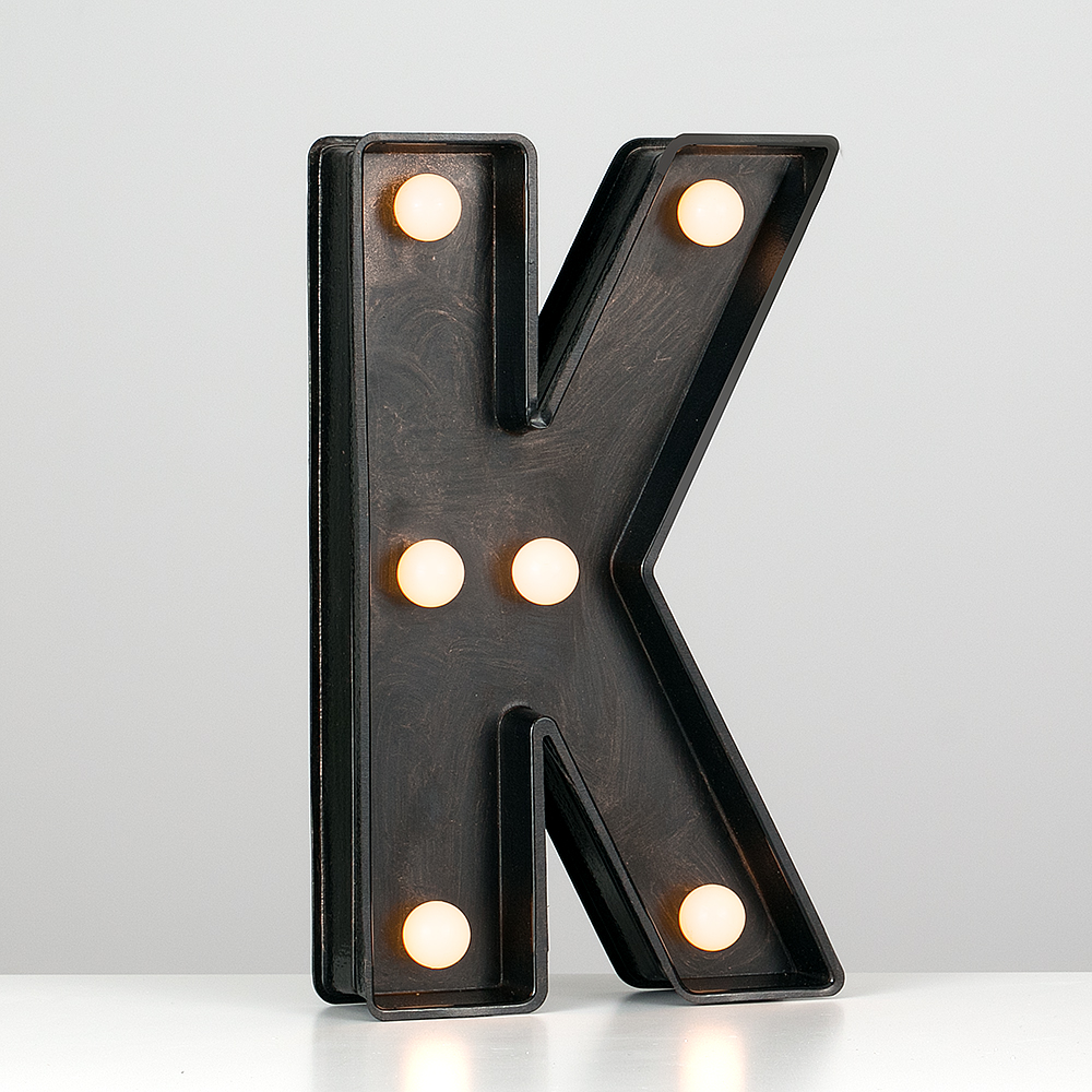Vintage-Style-Bronze-A-Z-Light-Up-Marquee-Letters-Carnival-Personalised thumbnail 45