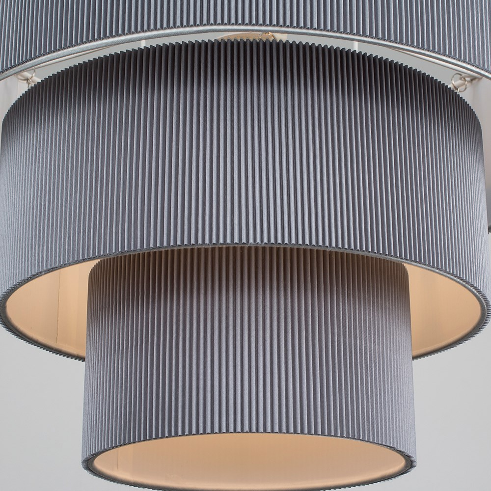 Modern-Easy-Fit-3-Animal-Cotton-Fabric-Ceiling-HOMOLOGUE-Light-Lampshade-Shades-New miniature 10