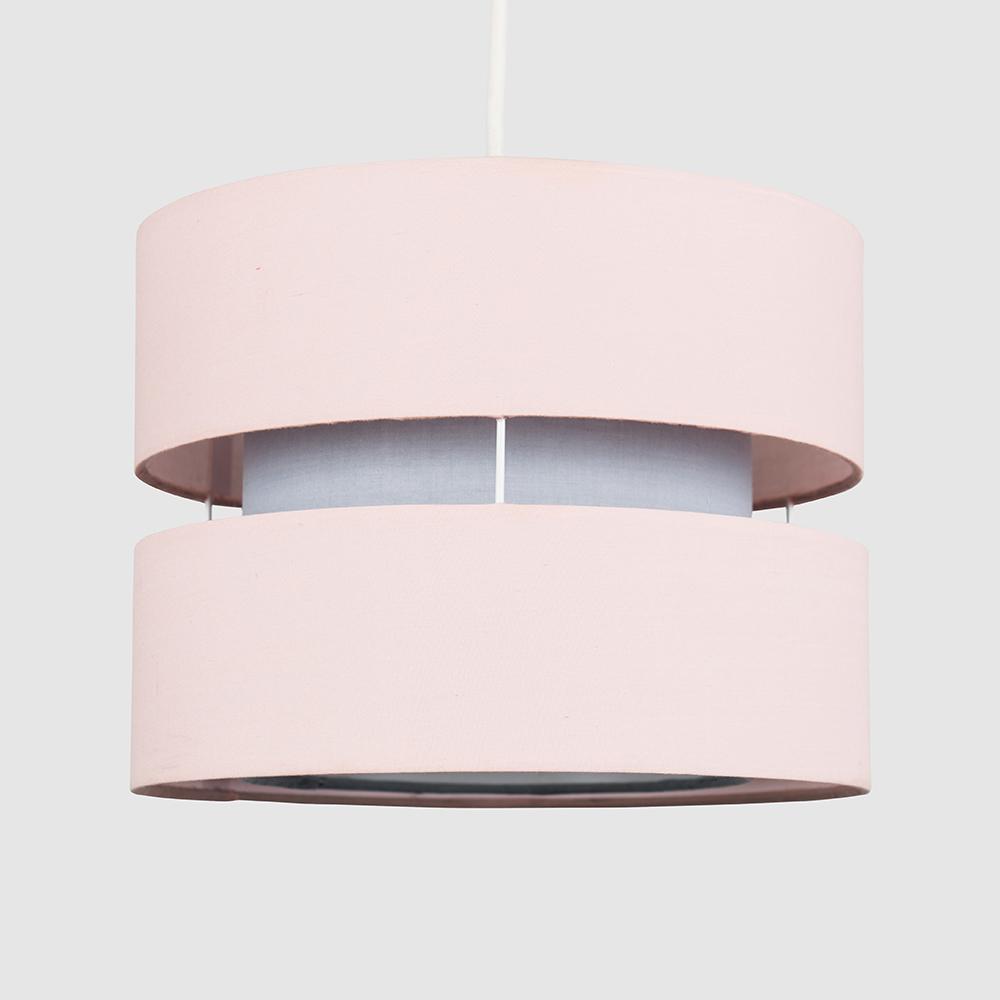 Modern-Easy-Fit-Cotton-Drum-Ceiling-Pendant-Lampshades-Modern-Light-Lighting thumbnail 18