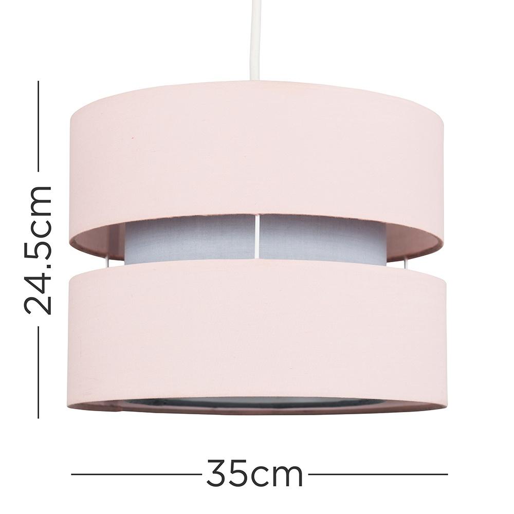 Modern-Easy-Fit-Cotton-Drum-Ceiling-Pendant-Lampshades-Modern-Light-Lighting thumbnail 22