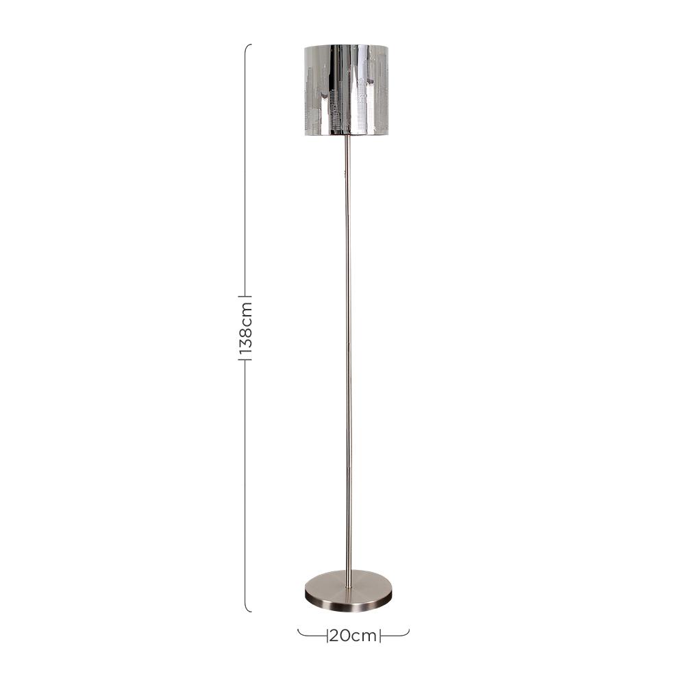 New-York-Skyline-Designer-Touch-Home-Table-Lamp-Ceiling-Shade-Bedroom-Floor-Lamp thumbnail 60