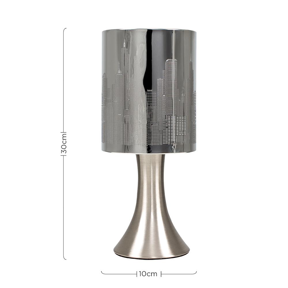 New-York-Skyline-Designer-Touch-Home-Table-Lamp-Ceiling-Shade-Bedroom-Floor-Lamp thumbnail 44