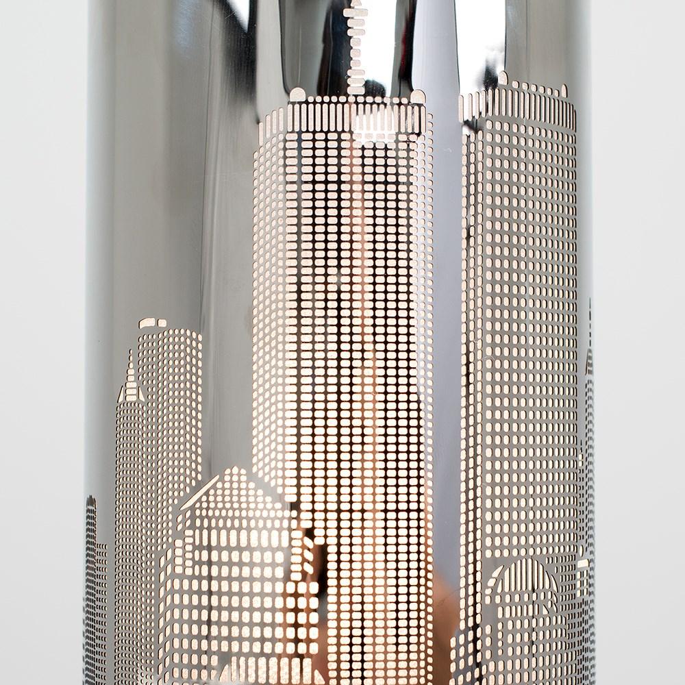 New-York-Skyline-Designer-Touch-Home-Table-Lamp-Ceiling-Shade-Bedroom-Floor-Lamp thumbnail 50