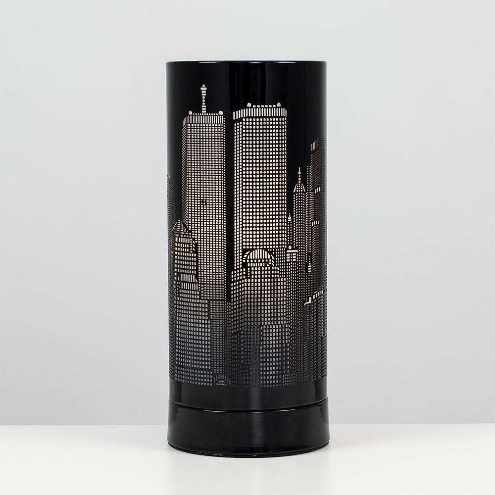 New-York-Skyline-Designer-Touch-Home-Table-Lamp-Ceiling-Shade-Bedroom-Floor-Lamp thumbnail 13