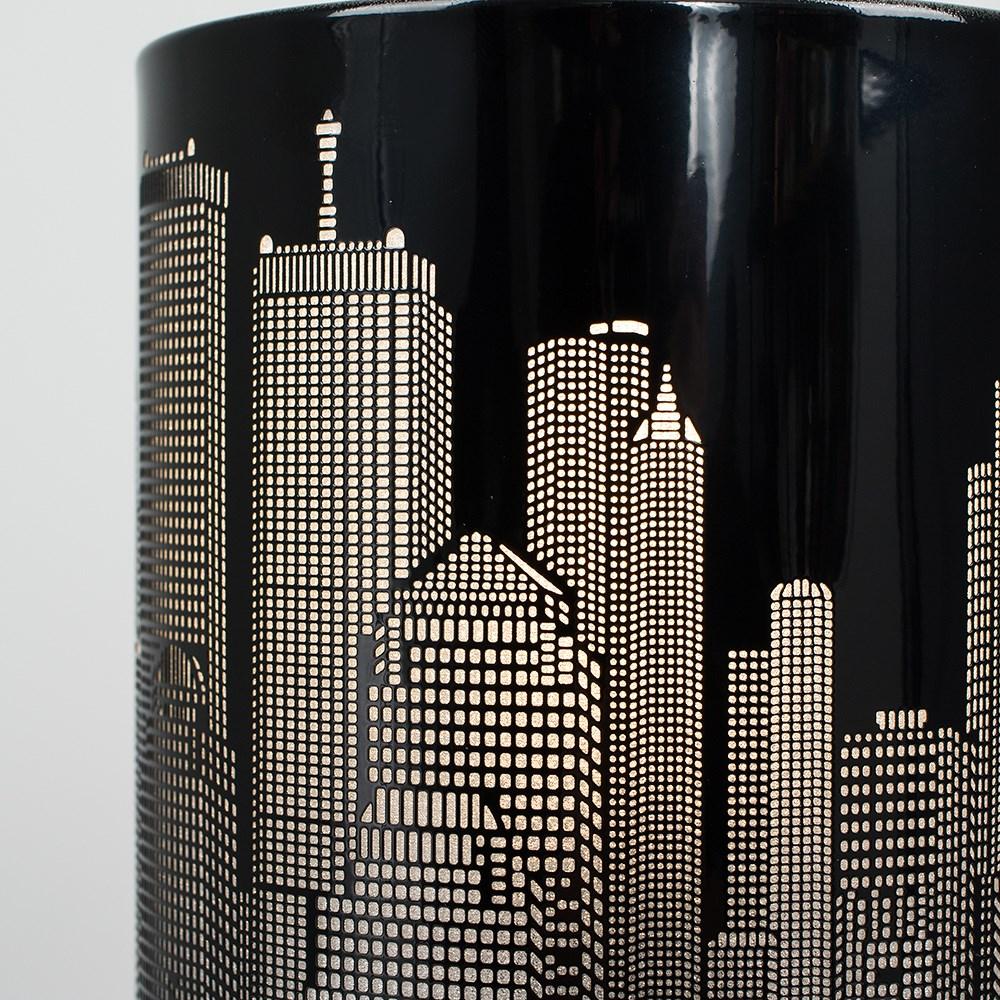 New-York-Skyline-Designer-Touch-Home-Table-Lamp-Ceiling-Shade-Bedroom-Floor-Lamp thumbnail 7