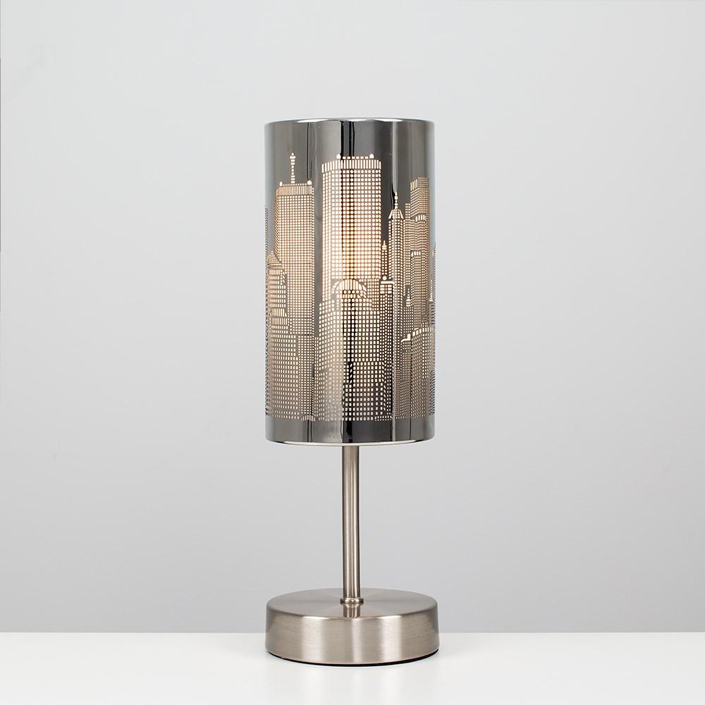New-York-Skyline-Designer-Touch-Home-Table-Lamp-Ceiling-Shade-Bedroom-Floor-Lamp thumbnail 66