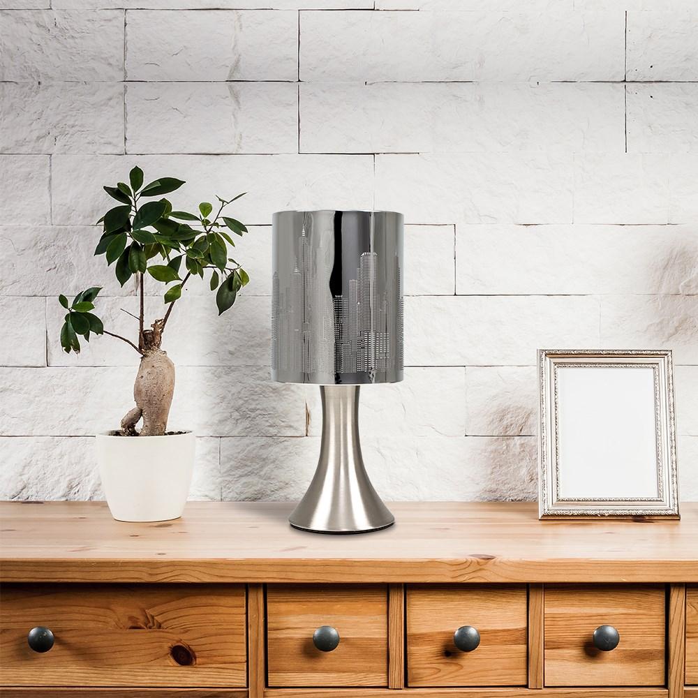 New-York-Skyline-Designer-Touch-Home-Table-Lamp-Ceiling-Shade-Bedroom-Floor-Lamp thumbnail 45