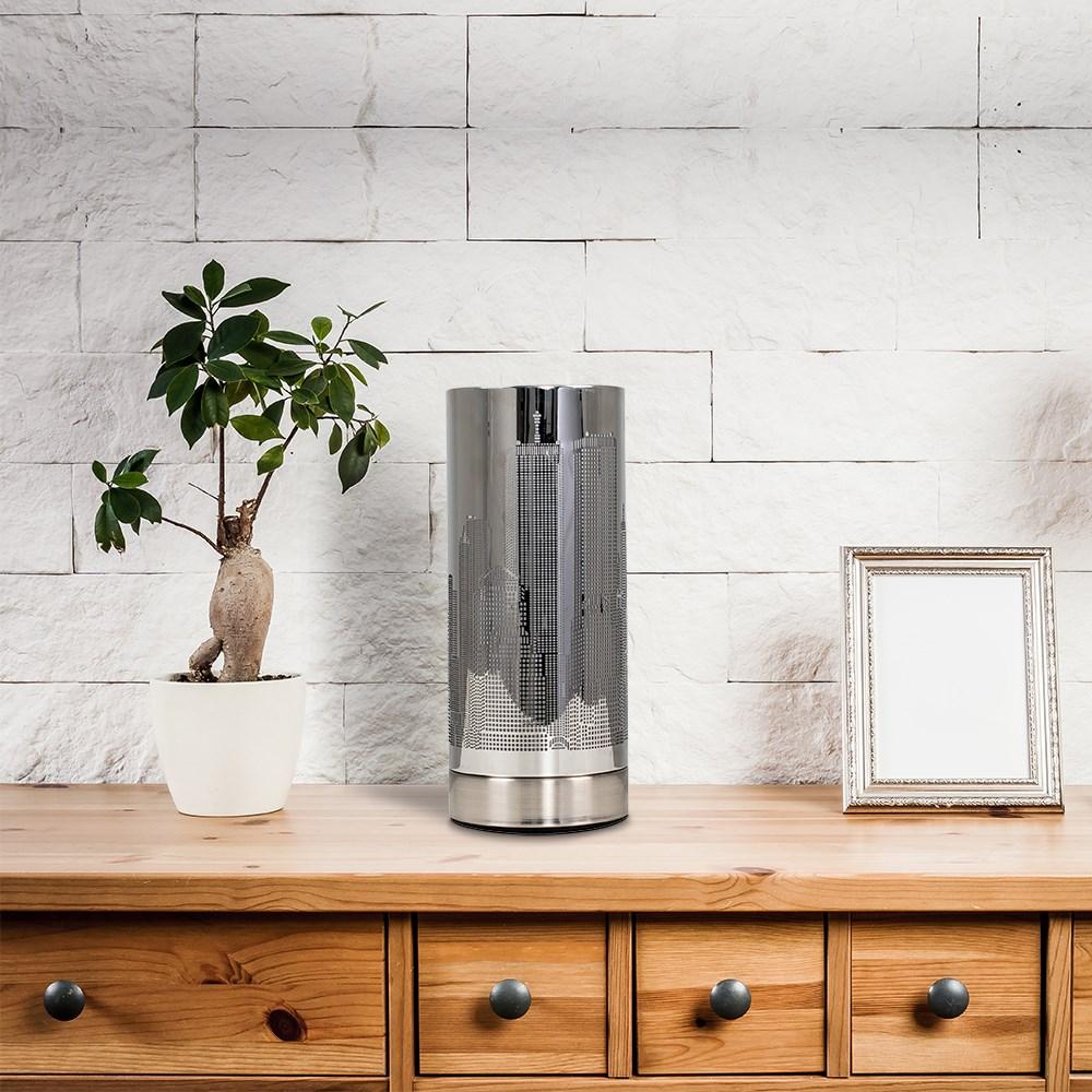 New-York-Skyline-Designer-Touch-Home-Table-Lamp-Ceiling-Shade-Bedroom-Floor-Lamp thumbnail 53