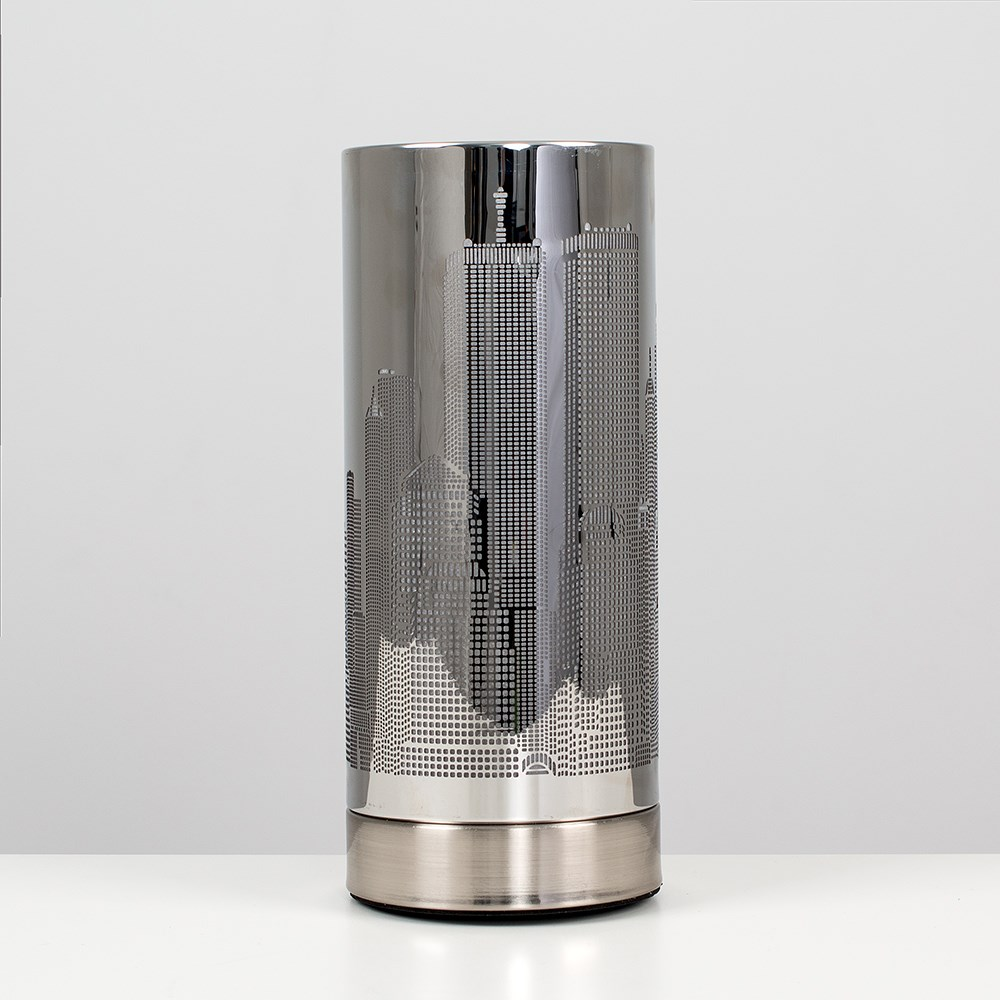 New-York-Skyline-Designer-Touch-Home-Table-Lamp-Ceiling-Shade-Bedroom-Floor-Lamp thumbnail 48