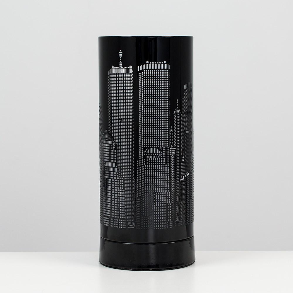 New-York-Skyline-Designer-Touch-Home-Table-Lamp-Ceiling-Shade-Bedroom-Floor-Lamp thumbnail 12