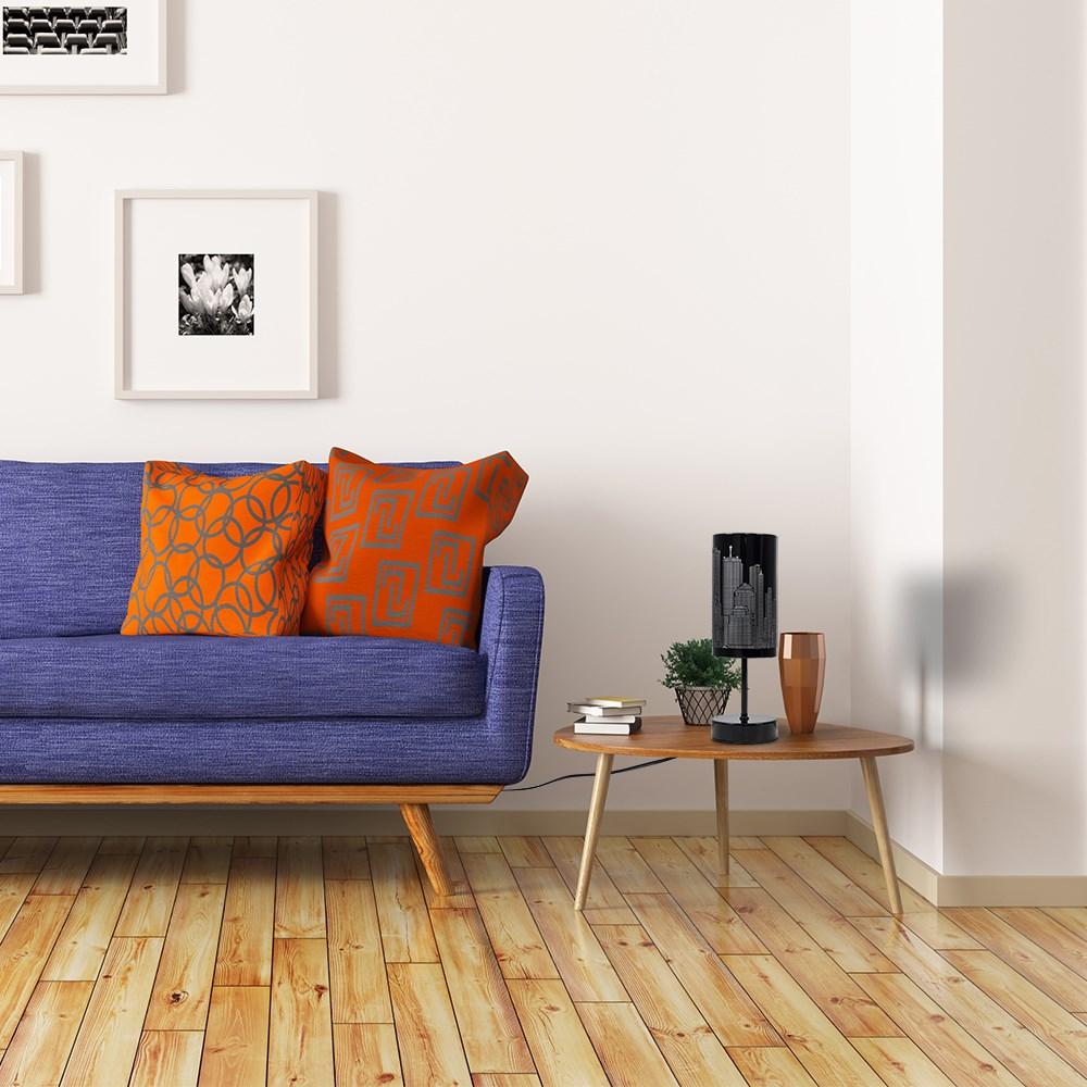 New-York-Skyline-Designer-Touch-Home-Table-Lamp-Ceiling-Shade-Bedroom-Floor-Lamp thumbnail 36