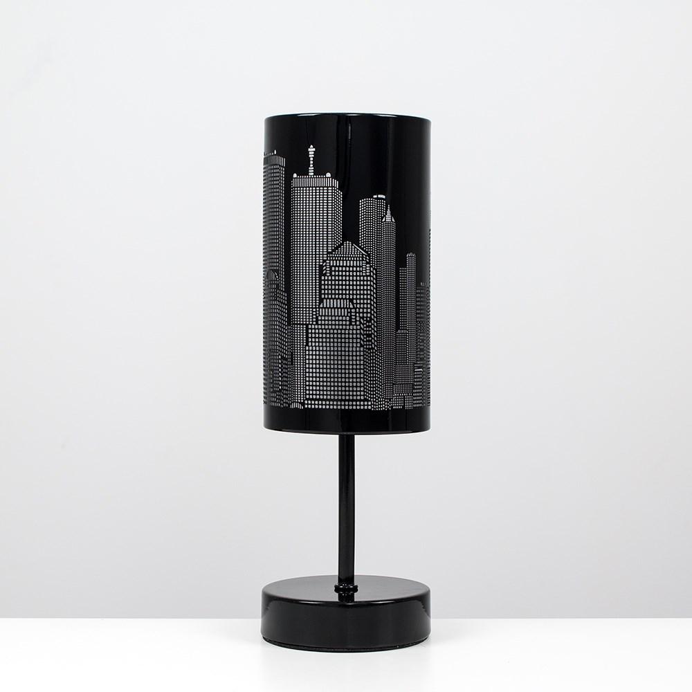 New-York-Skyline-Designer-Touch-Home-Table-Lamp-Ceiling-Shade-Bedroom-Floor-Lamp thumbnail 32