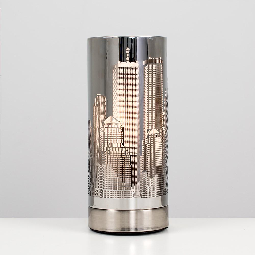 New-York-Skyline-Designer-Touch-Home-Table-Lamp-Ceiling-Shade-Bedroom-Floor-Lamp thumbnail 49