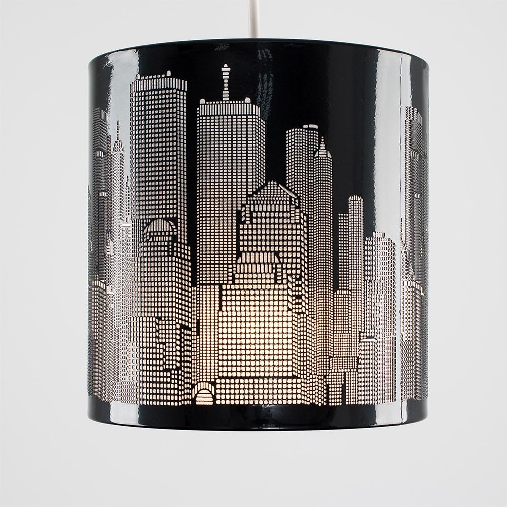 New-York-Skyline-Designer-Touch-Home-Table-Lamp-Ceiling-Shade-Bedroom-Floor-Lamp thumbnail 26