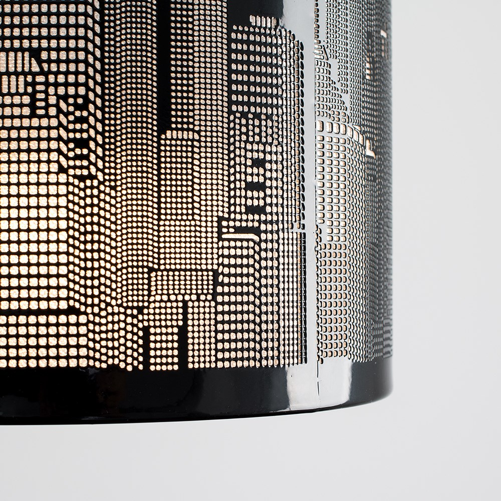 New-York-Skyline-Designer-Touch-Home-Table-Lamp-Ceiling-Shade-Bedroom-Floor-Lamp thumbnail 27