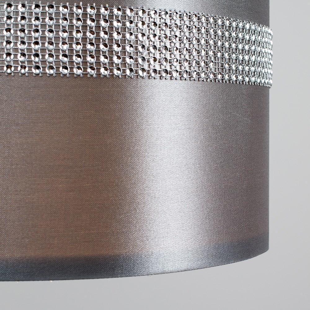 Diamante-non-elettrico-in-Tessuto-Cotone-Tamburo-Tonalita-Tavolo-O-Lampadario-Lampada-da-terra miniatura 12