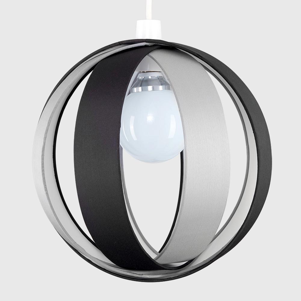 Minisun-Globe-DEL-plafond-lumiere-pendentif-nuances-Abat-jour-eclairage-Ampoule-DEL miniature 9