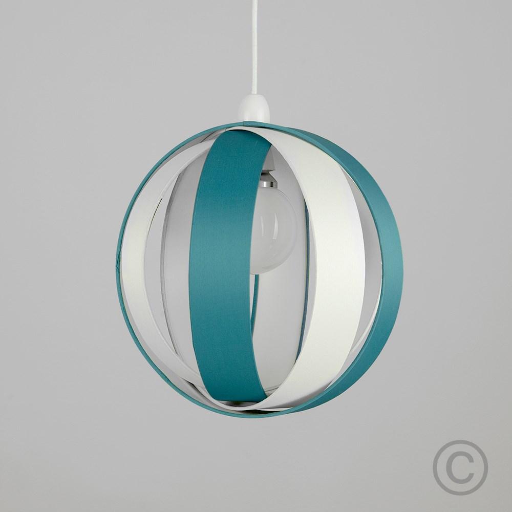 Minisun-Globe-DEL-plafond-lumiere-pendentif-nuances-Abat-jour-eclairage-Ampoule-DEL miniature 52