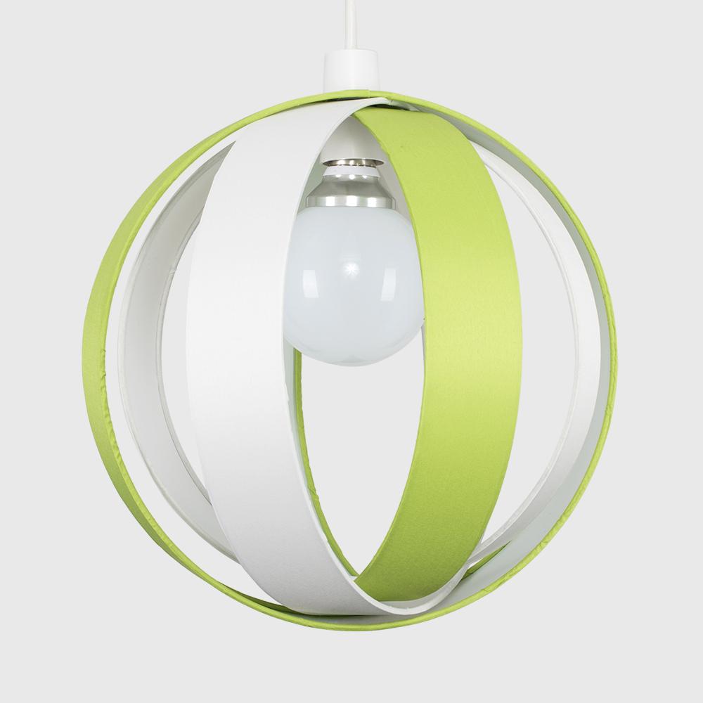 Minisun-Globe-DEL-plafond-lumiere-pendentif-nuances-Abat-jour-eclairage-Ampoule-DEL miniature 33